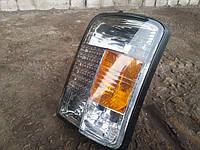 Задние фонари на ВАЗ 2121 Нива