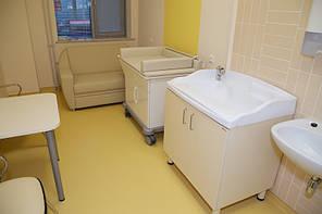 Практичная мебель для клиник