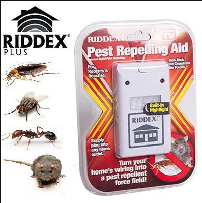 электронный отпугиватель для тараканов и мышей