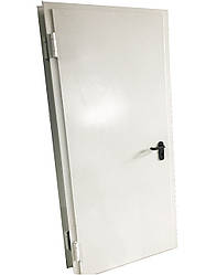 Дверь противопожарная EI 30 (одностворчатая, глухая)