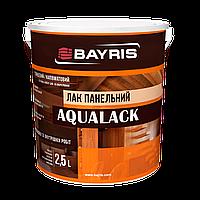 Лак панельный «AQUALAK» Байрис «Bayris» 2,5л.