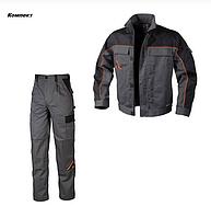 Рабочий комплект PRO MASTER 2: брюки и куртка, фото 1