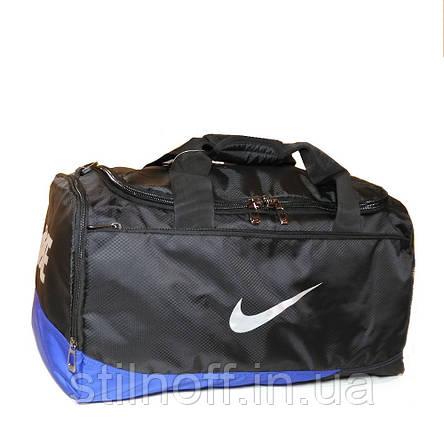 9f94965d9ddff Сумка спортивная Nike GS1303 средняя черная: продажа, цена в ...