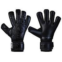 Вратарские перчатки ELITE SPORT BLACK SOLO