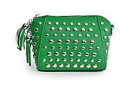 Женская сумочка Мелани зеленая