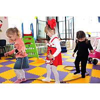 Модульный пол для детской – безопасно и красочно.