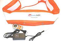 Массажный пояс Telebrands HBN Massage belt.функция прогрева дает знаменитый эффект сауны