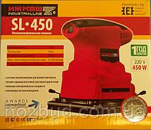 Вибрационная шлифмашина ИЖМАШ Industrialline SL-450