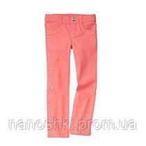 Gymboree, коралловые брюки для девочки