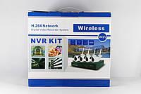 Рег.+ Камеры DVR KIT 6004 WIFI/3204 4ch   4