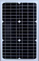 Солнечная панель Solar board 30W 18V  10