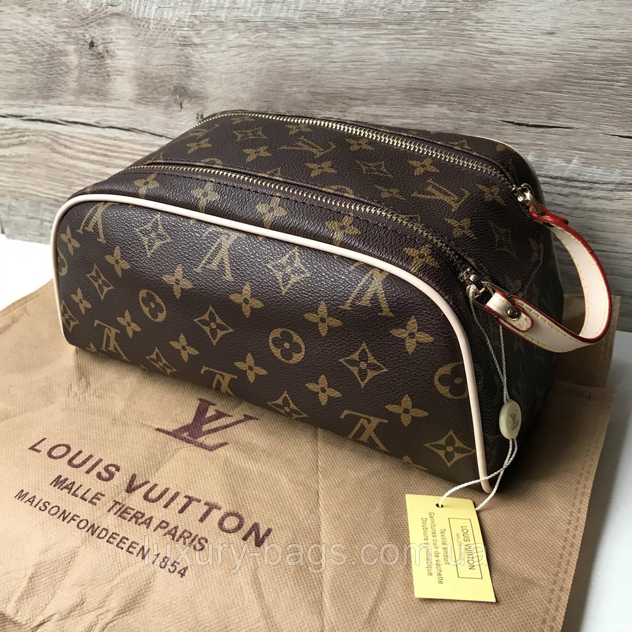 3b11192b3df3 Женская косметичка сумочка Louis Vuitton Луи Виттон - BaGsInTrend в Одессе