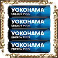 Батарейка YOKOHAMA Heavy Duty R03 60 шт./уп.