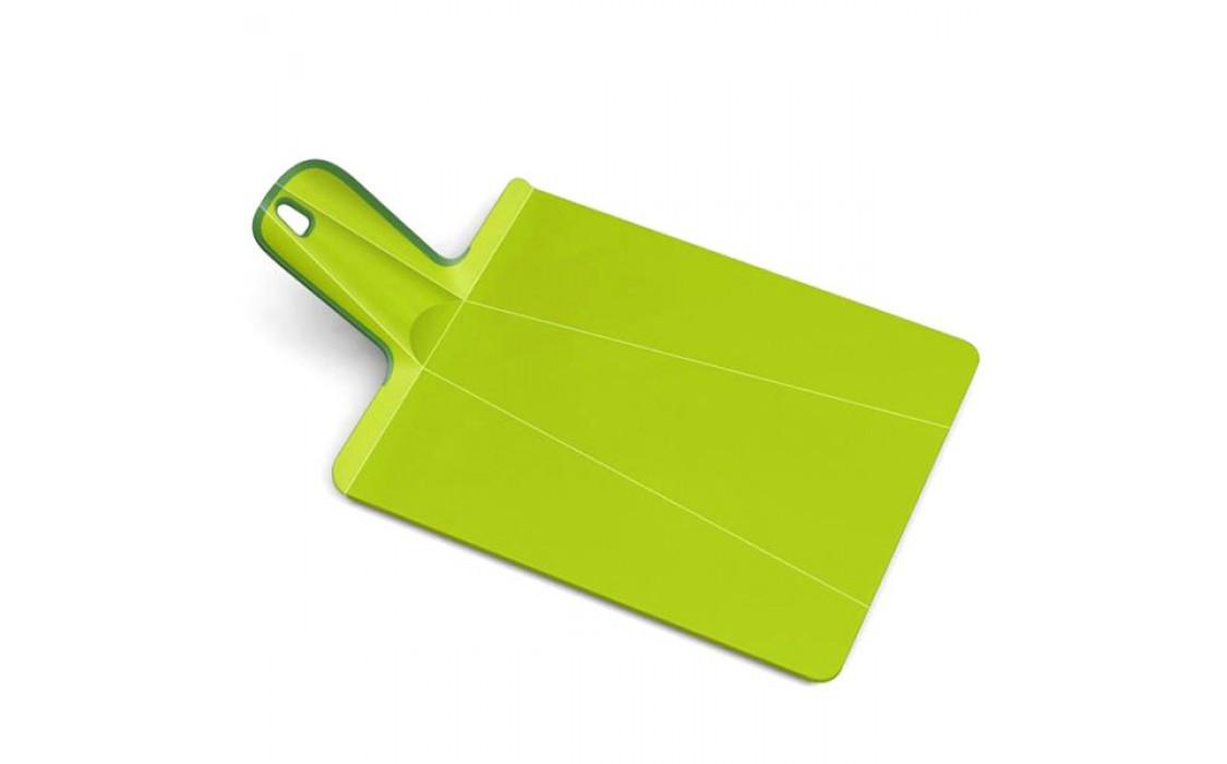 Разделочная доска Joseph Joseph Chop2pot 48x27х1.5 см Зеленая (60043)