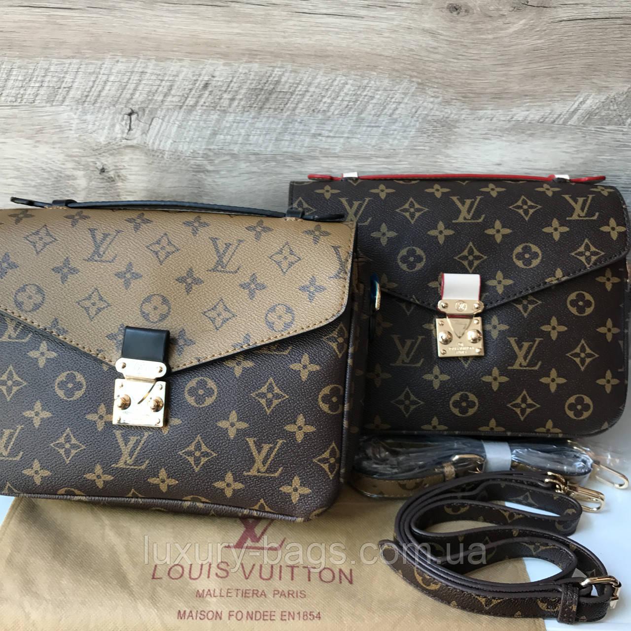 39d5a90d3fa8 Женская сумка Louis Vuitton Pochette Metis Луи Виттон монограм, цена 901  грн., купить в Одессе — Prom.ua (ID#649463635)