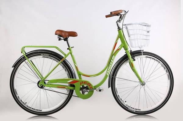 """Городской велосипед ARDIS PEGI 28"""" 17""""  Салатовый"""