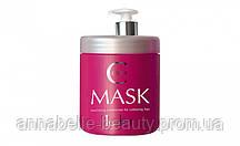 Lecher Маска для окрашенных волос с маслом ши и экстрактом клюквы и плодов асаи C C 1000мл