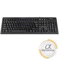 Клавиатура A4-Tech KR-83 USB Black