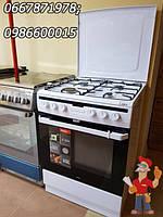 Газовая кухонная плита 60 см Amica 618GE1  с електрической духовкой, фото 1