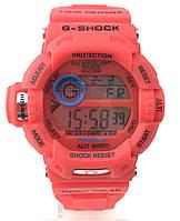 Распродажа! Спортивные часы Casio G-SHOCK GW-9200-Red, фото 1