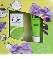 Gian Marco Venturi Girl  Набор (edt 30ml + sh/gel 100ml)