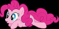 Детский коврик Литл Пони My Little Pony Пинки Пай Искорка