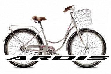"""Городской велосипед ARDIS PEGI 28"""" 17""""  Серый"""