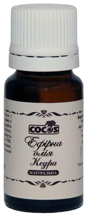 Эфирное масло Кедра, 10 мл