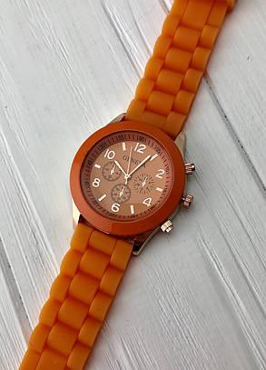 Копия яркие женских часов Geneva Orange, фото 2