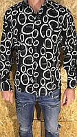 Рубашка мужская D-65