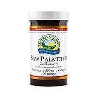 Saw Palmetto Со Пальметто НСП препараты на травах для улучшения потенции 100 капсул