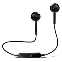 Bluetooth-гарнитура S6 4.1 в черном цвете! Стерео беспроводные наушники!