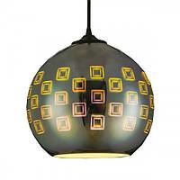 """Декоративный 3D светильник """"SPECTRUM"""" Horoz NEW E27 шар, фото 1"""