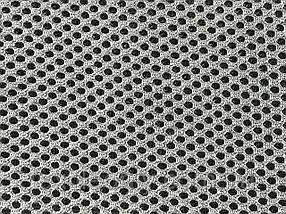 Сітка сумочно-взуттєва на поролоні артекс (airtex) колір сірий