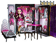 Браер Бьюти Бал Коронации (Thronecoming Briar Beauty Doll and Furniture Set)