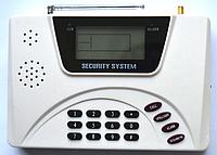 GSM сигнализация для квартиры, дачи, гаража, склада  DOUBLE NET