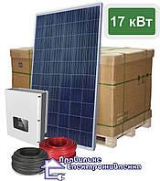 Сонячна електростанція 10 кВт з можливістю розширення до 17 кВт, фото 1