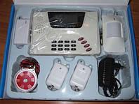 Беспроводная GSM сигнализация (комплект)  DOUBLE NET