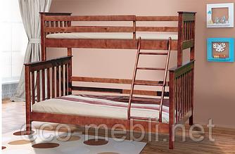 Двоярусне ліжко Скандінавія
