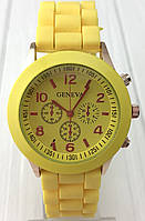 Яркие женские часы Geneva Amber, фото 1