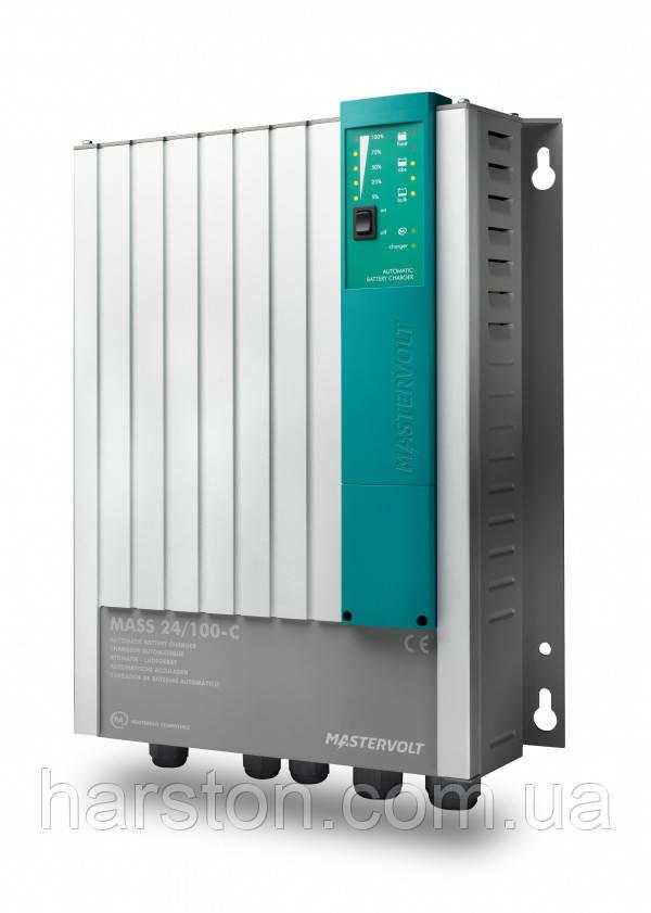 Морское зарядное устройство Mastervolt Mass 24 100A
