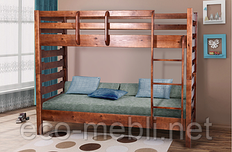 Двоярусне ліжко Троя