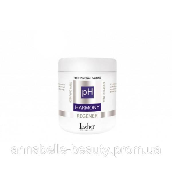 Lecher pH Regener mask - Маска регенерирующая для окрашенных волос 1000 мл