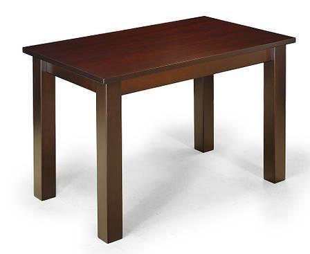 Кухонный стол  Осака нераскладной Askalon из массива дерева, цвет на выбор, фото 2