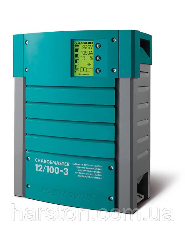 Морское зарядное устройство Mastervolt ChargeMaster 12V 100A