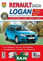 Renault Dacia / Logan c 2005 г., рестайлинг 2010 г. (автоматическая и механическая коробки передач). Все операции в цветных фотографиях