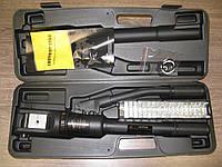 Ручной прес гидравлический для опрессовки кабельных наконечников YQ-300A