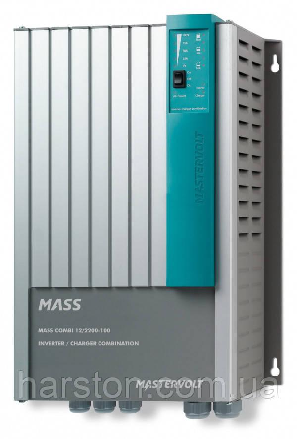 Морское зарядное устройство Mastervolt Mass Combi 12V 100A