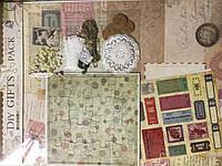 Скрапбукинг набор декора
