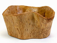 Конфетница-ваза из ивы
